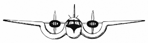 Custer Airplane Design: 1955