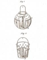 Candy Toy Lantern: 1879