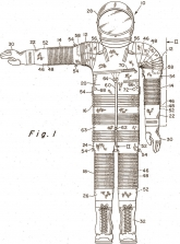 Full Pressure Flight Suit: 1961