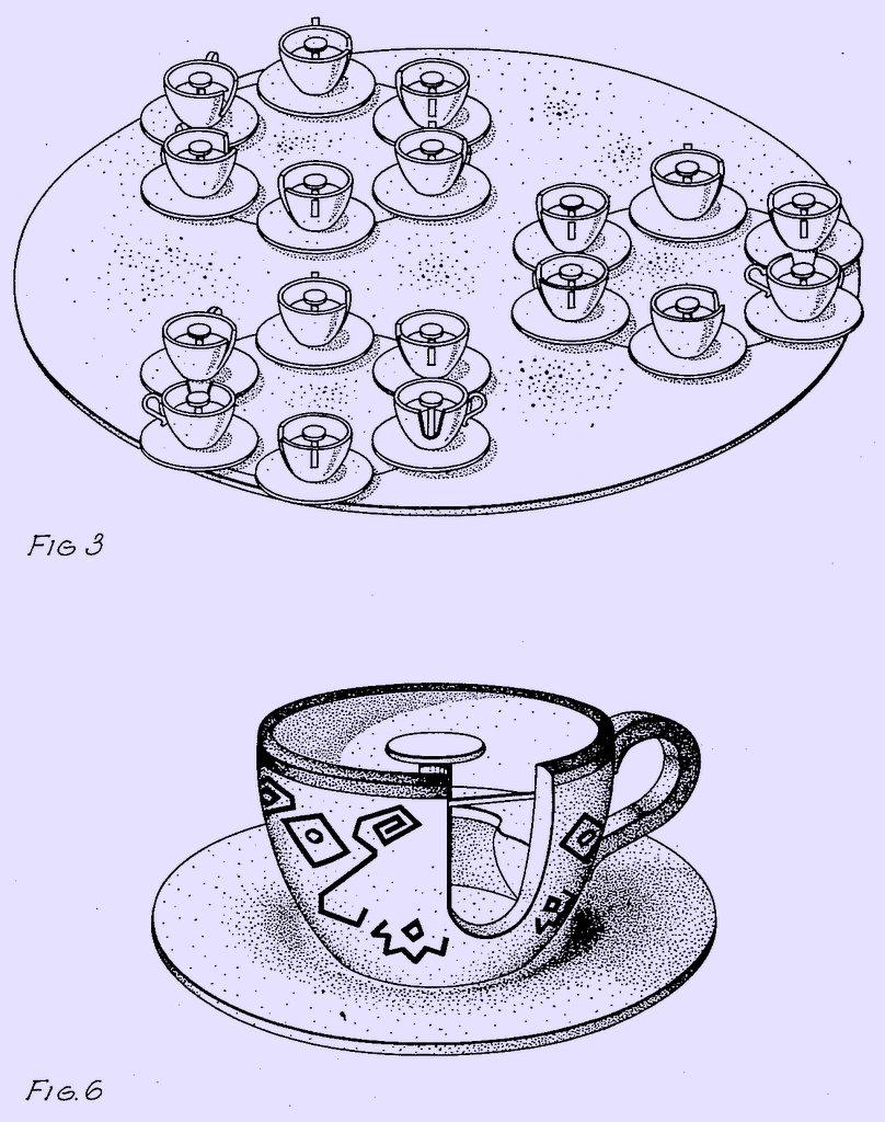 Disney's Tea Cup Ride