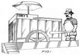 Tony's Cart: 1968